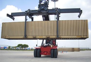 trasporto intermodale merci