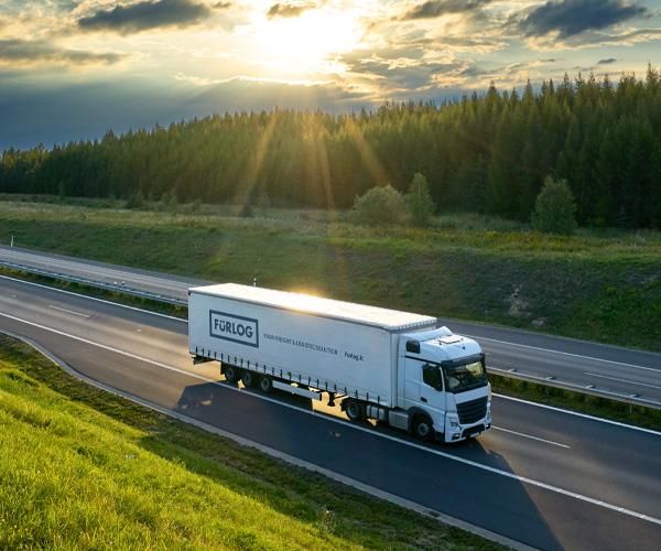 trasporto merci internazionale su strada