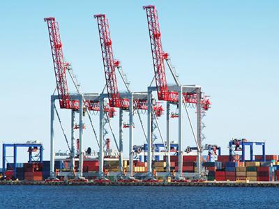 porto industriale logistica