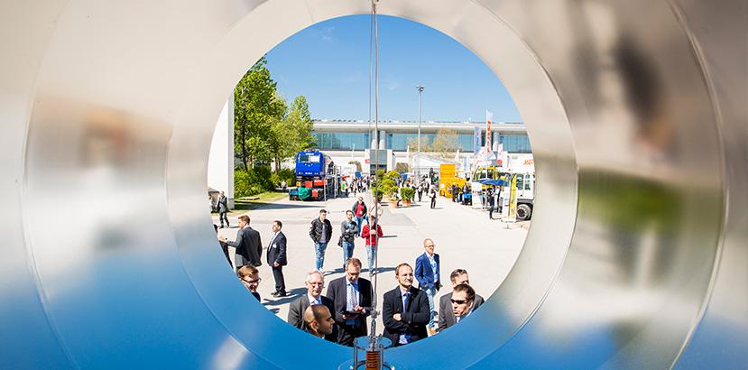 transport logistic Messe München