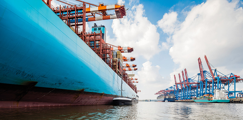 porto nave container