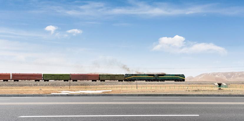 treno in cina